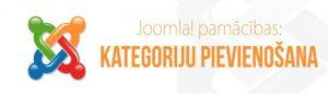 joomla kategorijas